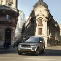 These are the new Land Rover Discovery Landmark and Graphite editions