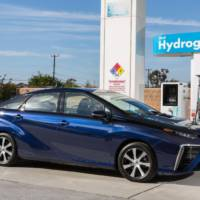 Toyota Mirai reaches 1.900 orders in the US