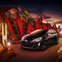 Toyota Prius C Persona Series Special Edition launched