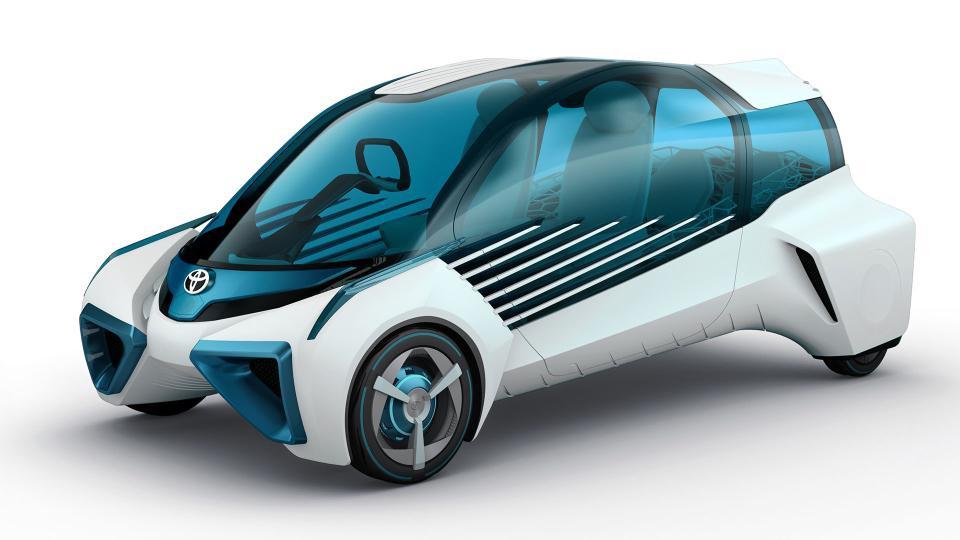 Toyota's range of premieres for Tokyo Motor Show