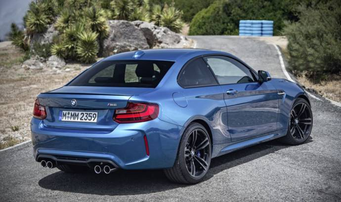 2016 BMW M2 Coupe - Official pictures