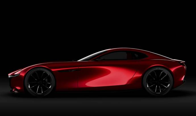 Mazda RX-Vision Concept unveiled in Tokyo