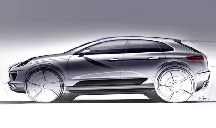 Porsche is planning a smaller crossover