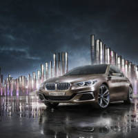 2015 BMW Compact Sedan Concept - Official pictures and details