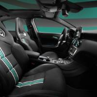 2015 Mercedes-AMG A45 World Champion Edition - Official pictures and details