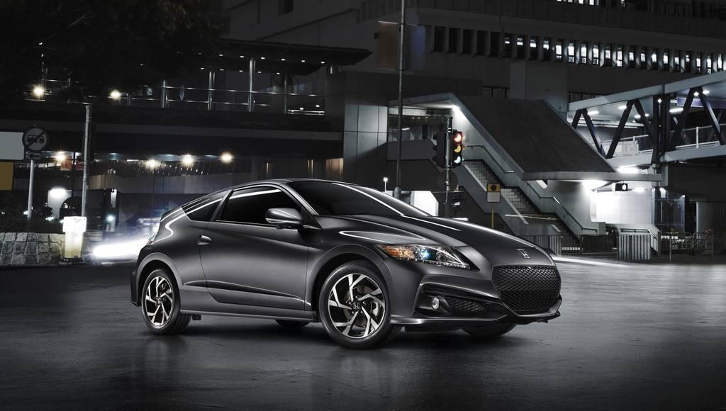 2016 Honda CR-Z tweaked