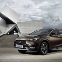2016 Infiniti QX30 - Official pictures and details