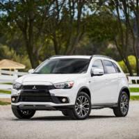 2016 Mitsubishi Outlander Sport facelift