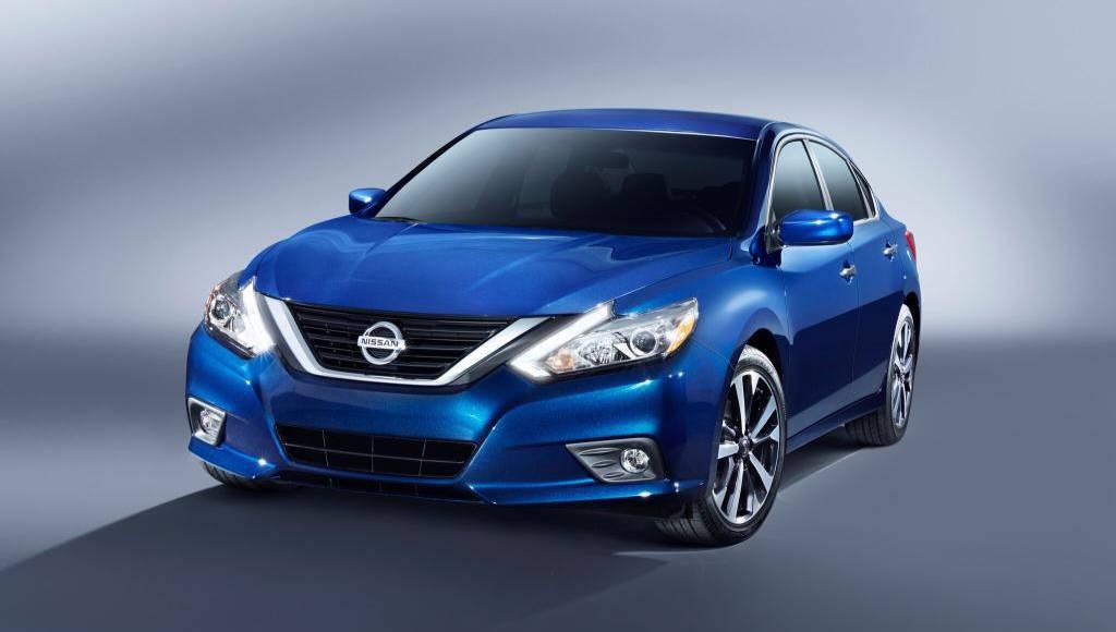 2016 Nissan Altima US prices announced