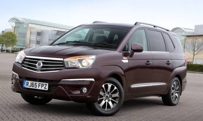 2016 Ssangyong Turismo UK pricing announced