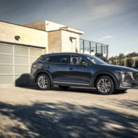 2017 Mazda CX-9 - Official pictures and details