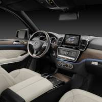 2017 Mercedes-Benz GLS - Official pictures and details