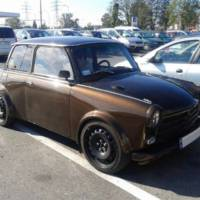 A Trabant 601 with 270 HP