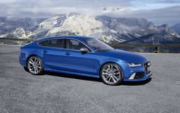 Audi RS6 Avant and RS7 Sportback performance - The first promotional video