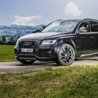Audi SQ5 modified by ABT Sportsline