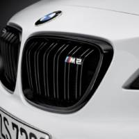 BMW M2 Coupe unveiled with M Performance goodies