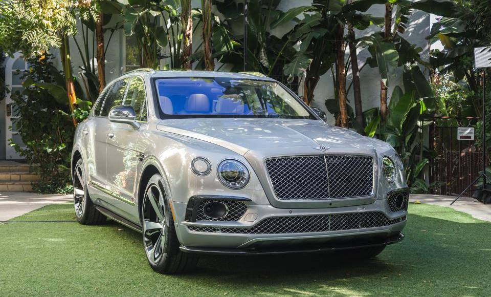 Bentley Bentayga First Edition launched in US
