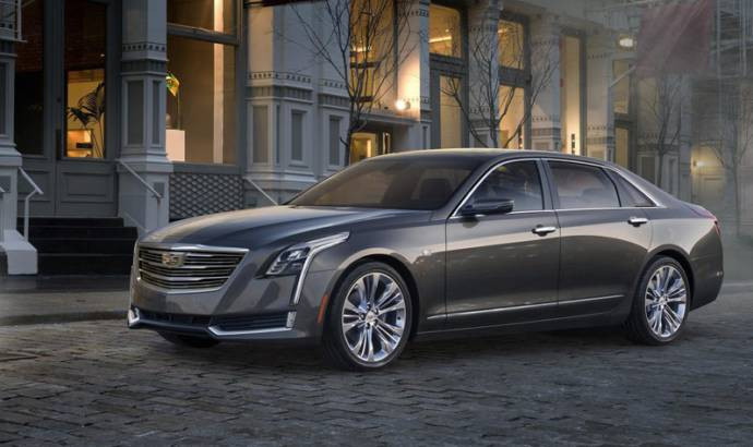 Cadillac CT6 US prices announced