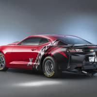 Chevrolet Camaro Copo unveiled at SEMA