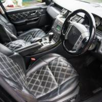 David Beckham Range Rover Sport for sale