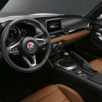 Fiat 124 Spider finally unveiled