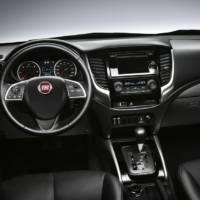 Fiat Fullback unveiled in 2015 Dubai International Motor Show