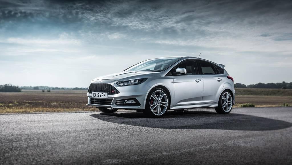 Ford Focus ST diesel gets Powershift transmission