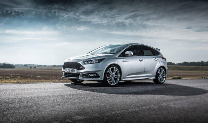 Ford Focus ST diesel gets Powershift transmission