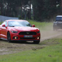 Former Stig Ben Collins named the Ford Mustang the ultimate stunt car