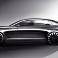 Genesis G90 teaser images unveiled
