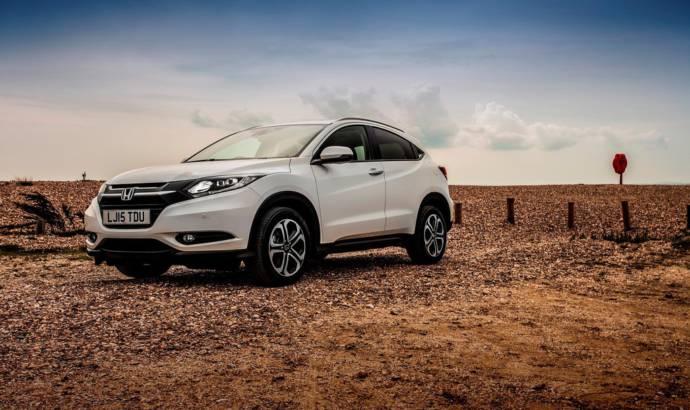 Honda HR-V and Jazz receive 5 stars in EuroNCAP