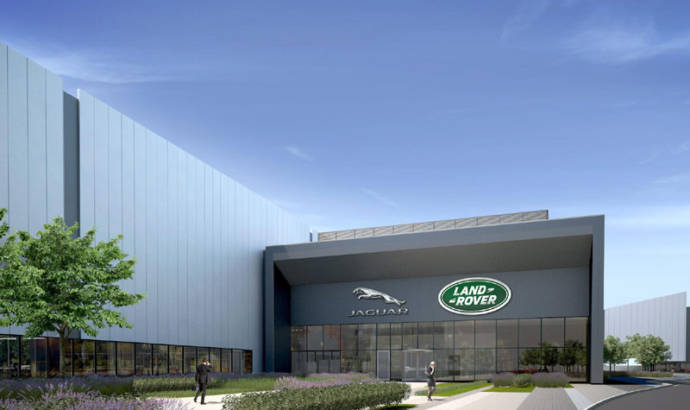 Jaguar and Land Rover increase Ingenium engines production