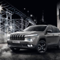 Jeep Cherokee Night Eagle special edition