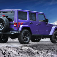 Jeep Wrangler Backcountry and Grand Cherokee SRT Night - Official pictures and details