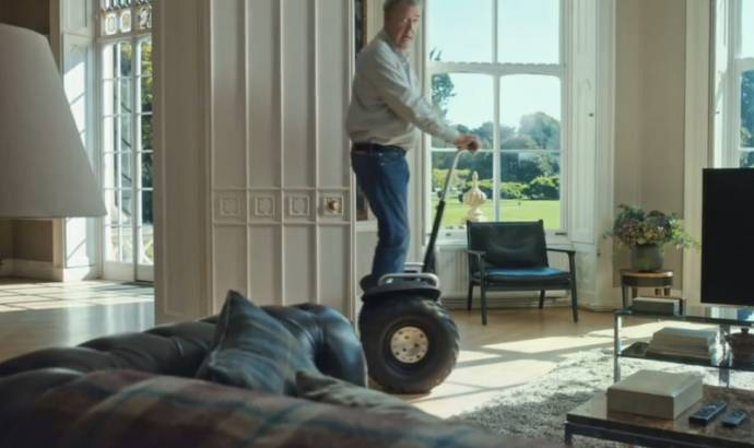 Jeremy Clarkson mocks BBC in new Amazon Fire TV commercial