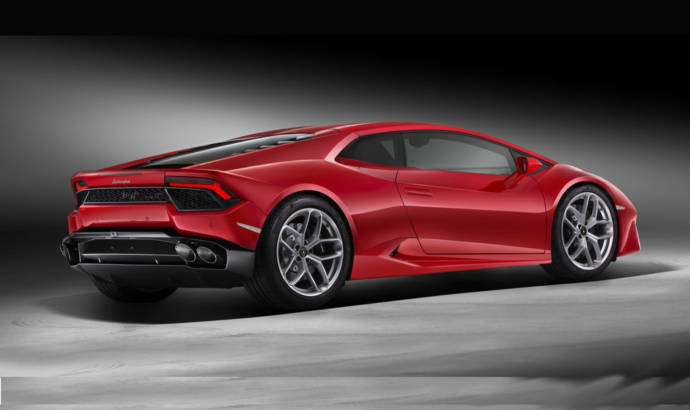 Lamborghini Huracan LP580-2 - Official pictures and details