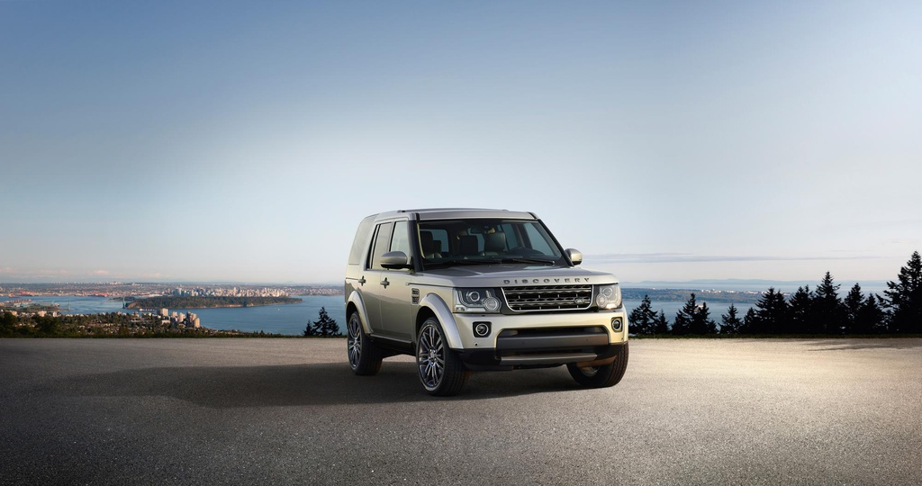 Land Rover Discovery Graphite Edition