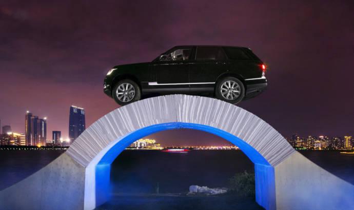 Land Rover celebrates Range Rover 45th anniversary in China