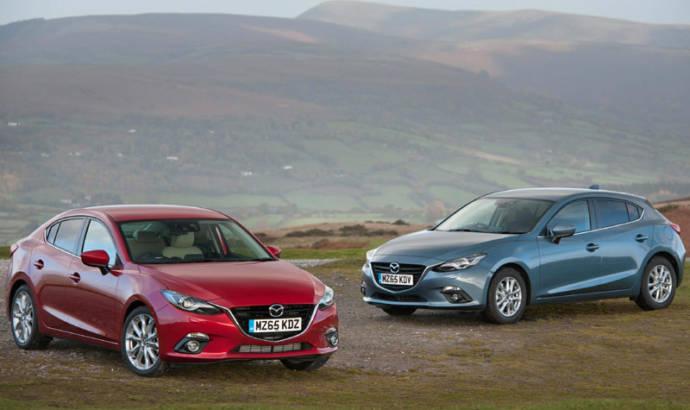 Mazda3 receives new 1.5 litre SkyActiv-D engine
