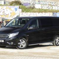 Mercedes Vito Sport available in the UK
