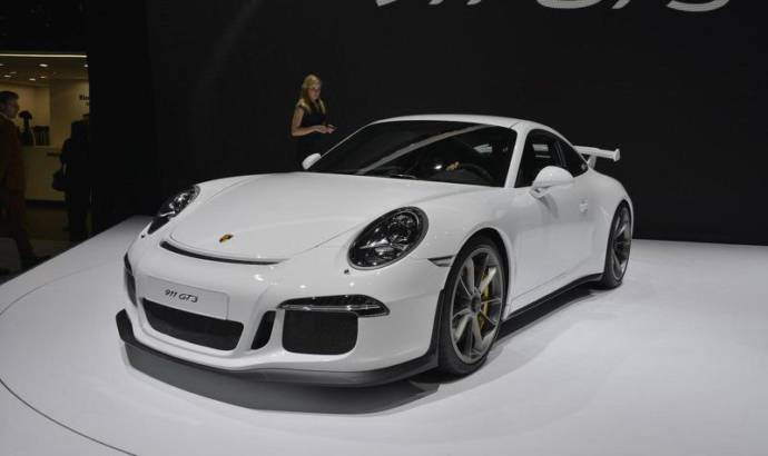 Next generation Porsche 911 GT3 will have a manual gearbox