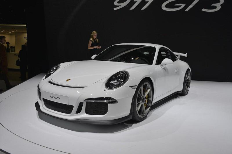 Next generation Porsche 911 GT3 will have a manual gearbox