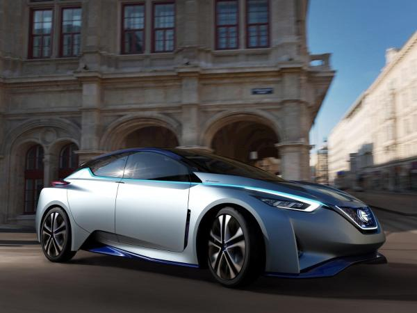 Nissan IDS Concept introduced in Tokyo