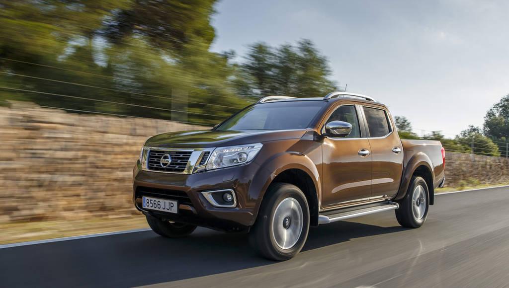 Nissan NP300 Navara named International Pickup of the Year