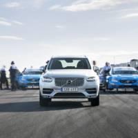 Polestar Performance Optimisation available on the Volvo XC90