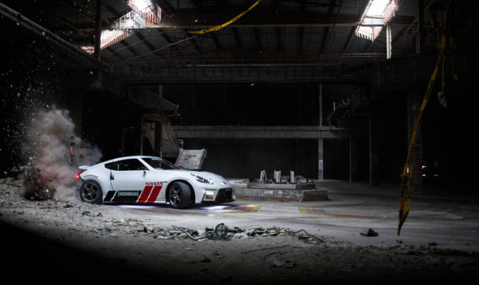 This is how you celebrate Black Friday by Nissan and Hoonigan