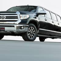 Toyota Tundrasine Concept unveiled in SEMA