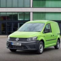 Volkswagen Caddy receives new Euro 6 engines