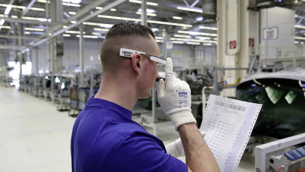 Volkswagen to use 3D glasses in Wolfsburg factory