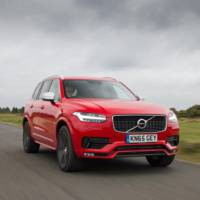 Volvo XC90 R-Design launched in UK